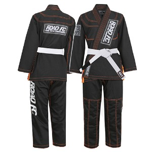 JRD (Junior Road Dobok) 100 - Black